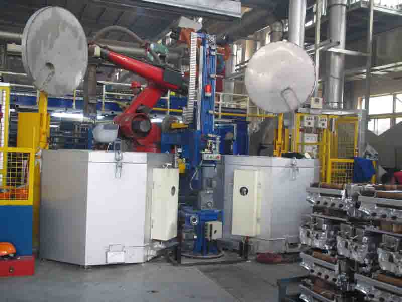 Resistance furnace and deaerator